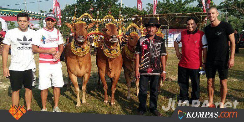 Presiden Madura United Sindir Niat PSSI Gunakan Wasit Asing - Kompas.com