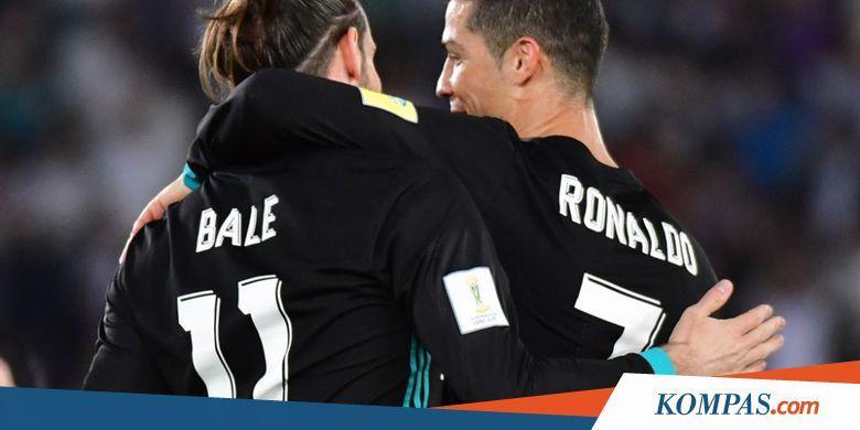 Ronaldo-Bale Cetak Gol, Real Madrid Tembus Final Piala Dunia Antarklub - Kompas.com