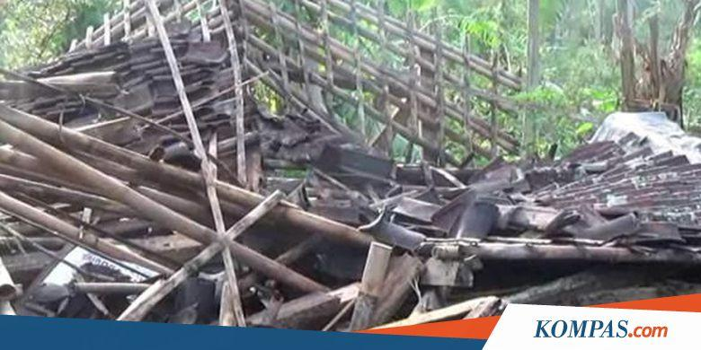 Puting Beliung Landa Salatiga, 6.000 Ekor Ayam Mati Tertimpa Kandang - Kompas.com